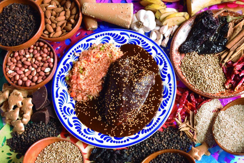Gastronomía poblana, expresión culinaria con sabor a México