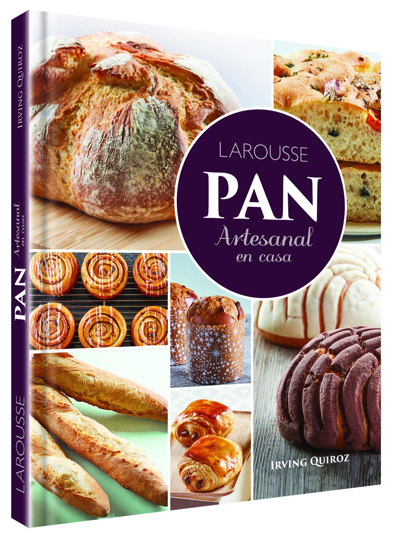 Pan artesanal en casa