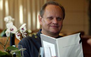 El chef más galardonado: Joël Robuchon