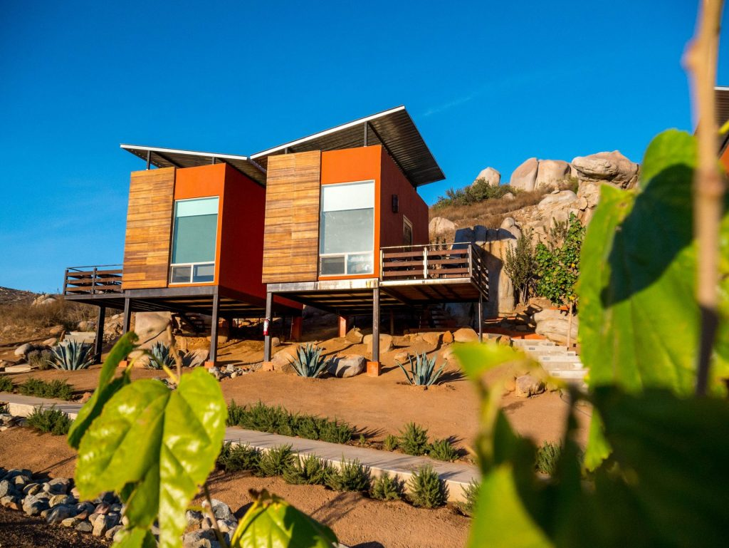 Valentino Boutique Hotel, Baja California: vino y paisajes