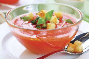 Archivos de comida: gazpacho