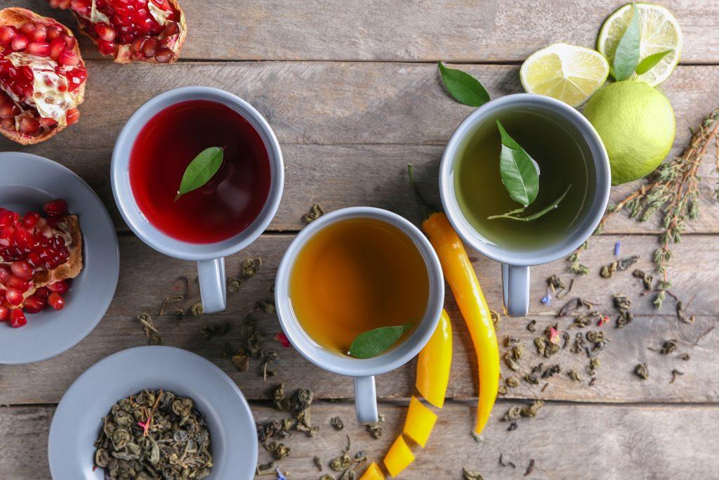 Para cocina mexicana… ¡té!