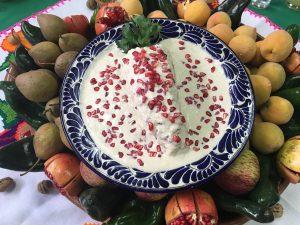 Chiles en nogada en El Bajío, lo mejor de la tradición mexicana