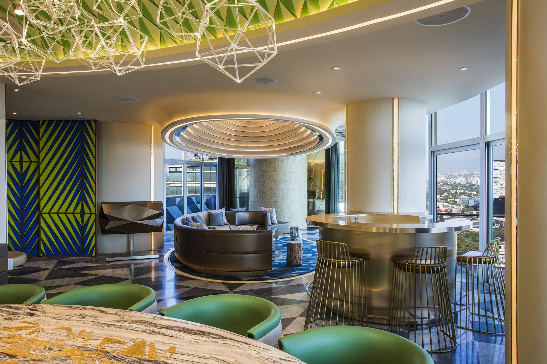 Hotel W Ciudad de México