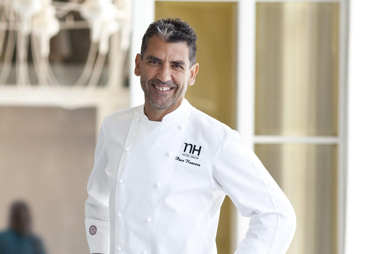 Paco Roncero le cocina a México