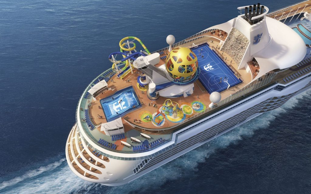 Cruceros para gozar del Caribe