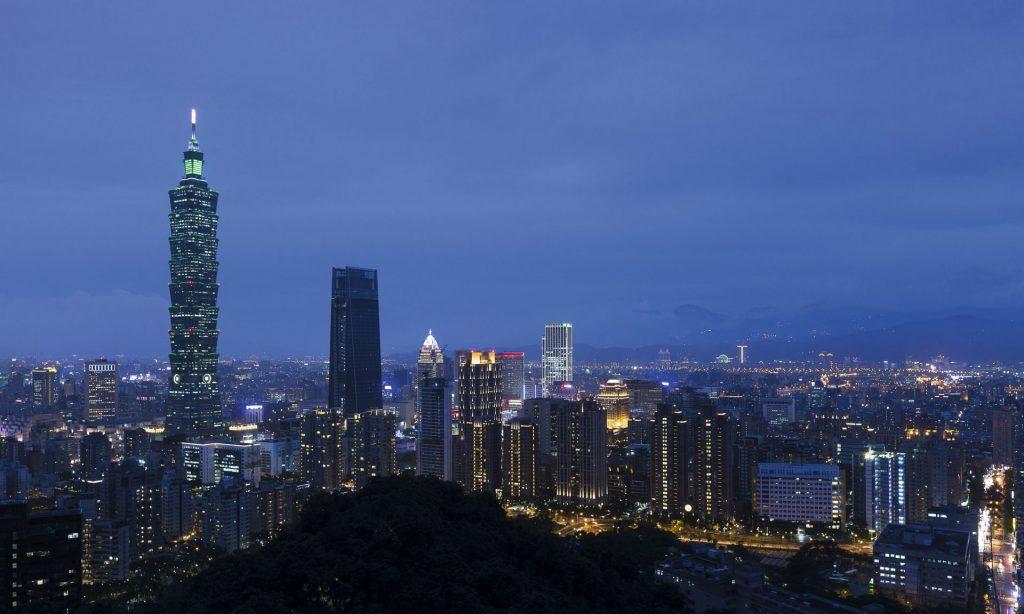 Taipéi: laberintos de sabor