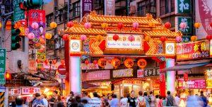 ¿Dónde comer en Taipéi?