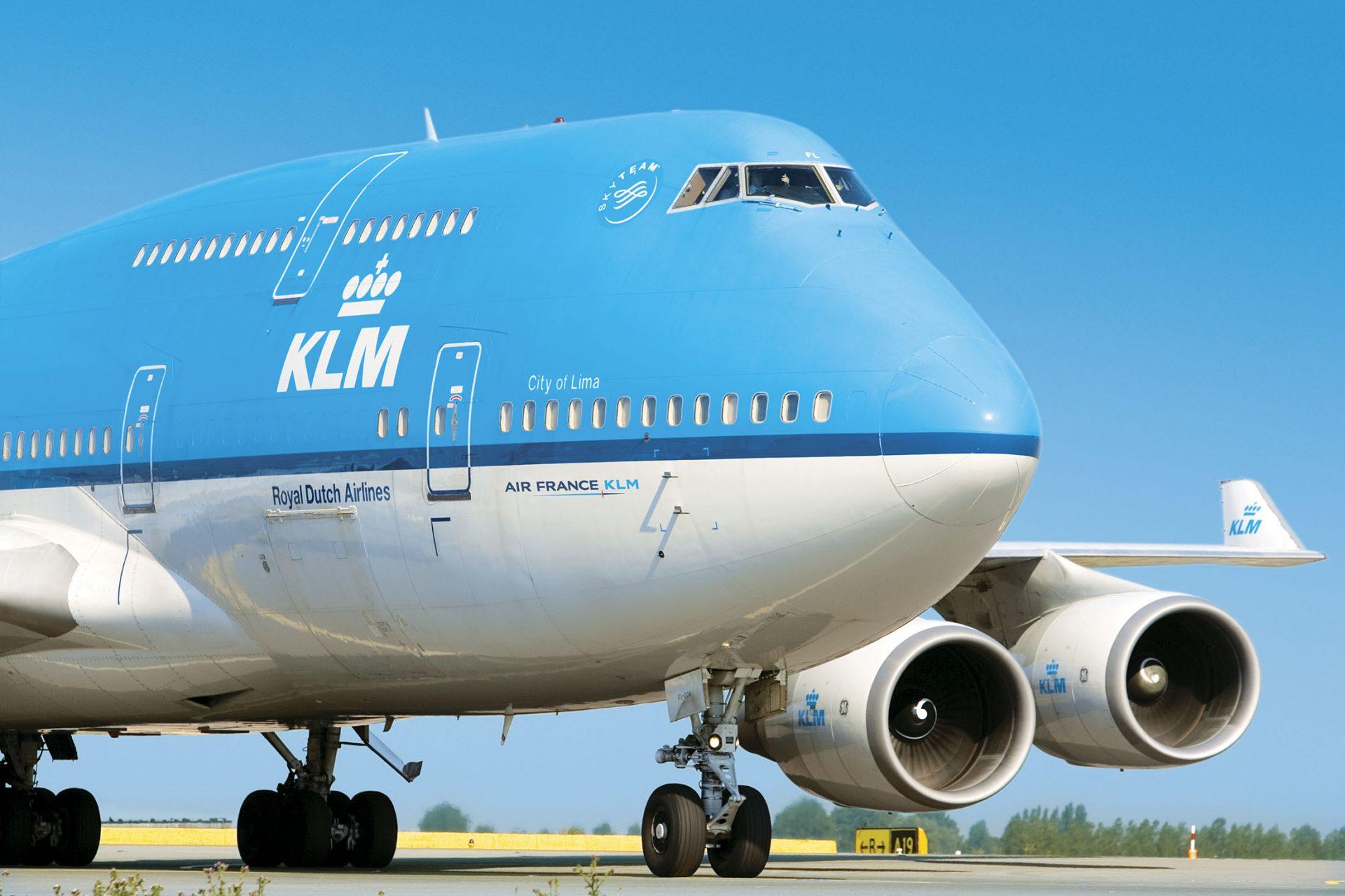 KLM: vuelos con conciencia