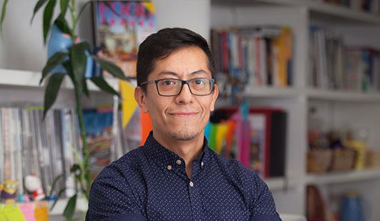 Erick García Cruz