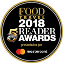 Awards food and travel