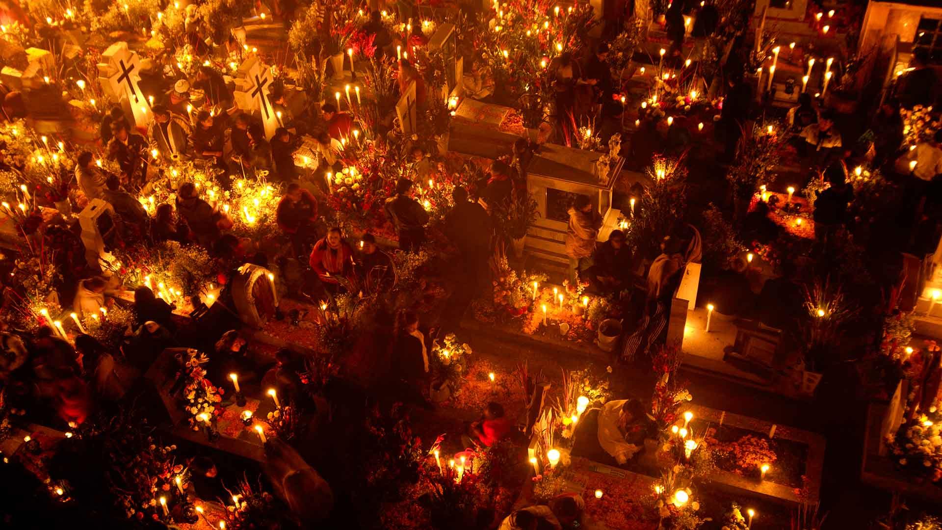 Actividades para celebrar el Día de Muertos