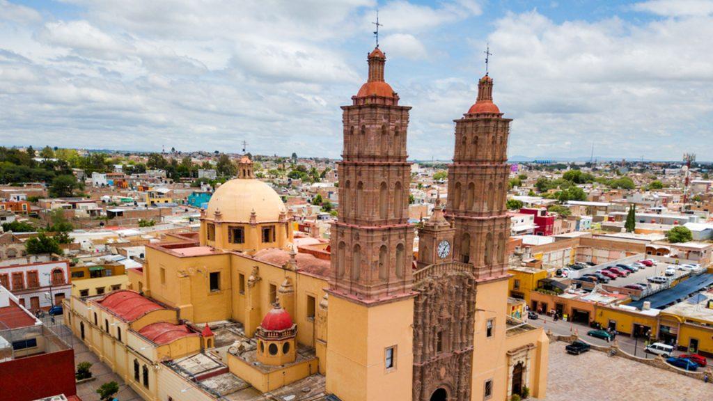 Destinos clave para la Independencia de México