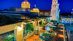 Hotel La Plaza, mágica estancia en Tequisquiapan