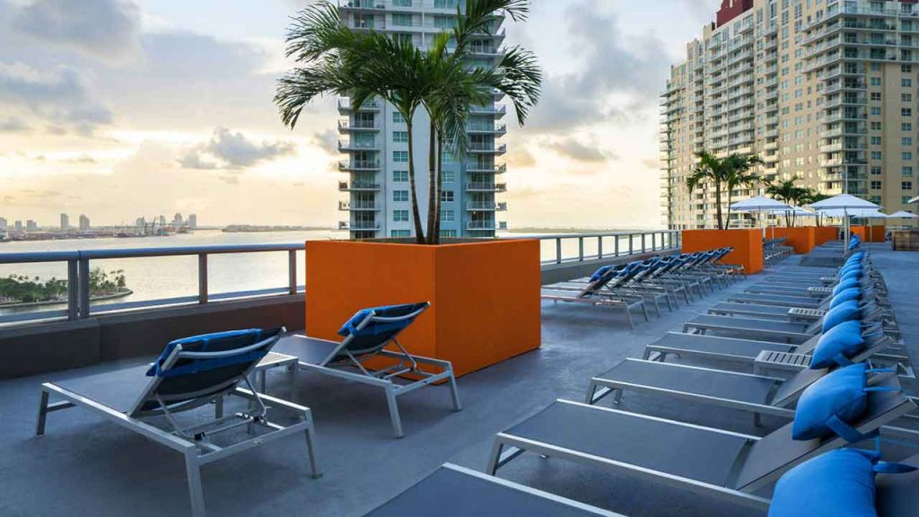 Vive el lujo en Hyatt Centric Brickell Miami