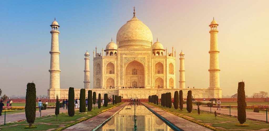 India, camino hacia el interior