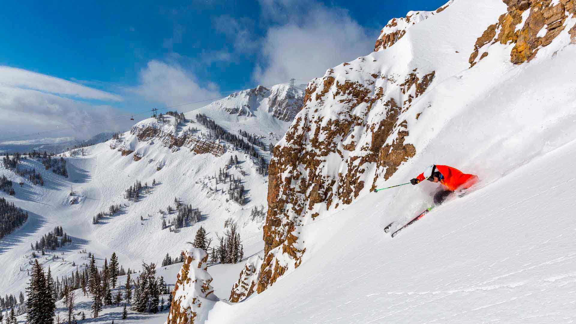 Jackson Hole, vacaciones en la nieve
