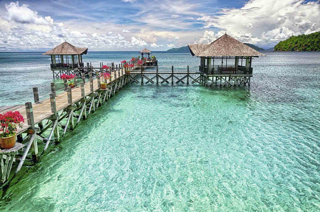 villas de playa en Asia