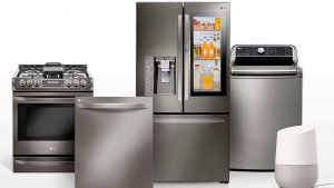 Cocina como un experto con LG ThinQ Kitchen Solution