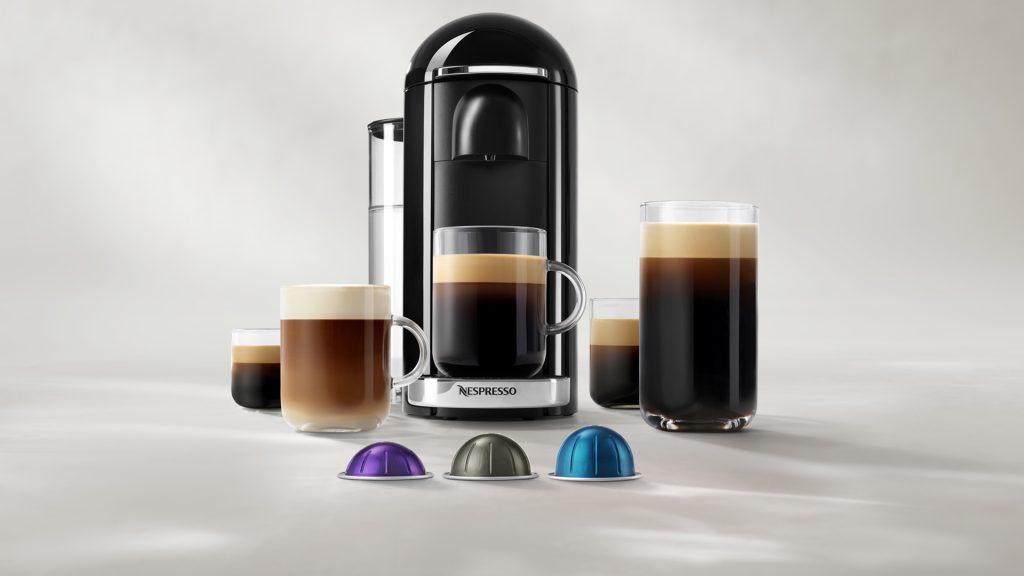 Conoce la nueva Vertuo de Nespresso