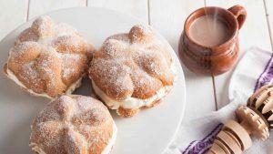 Recomendaciones para disfrutar de delicioso pan de muerto