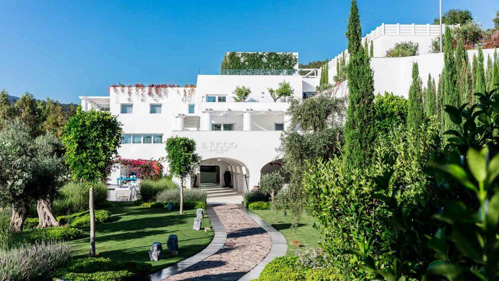Il Riccio Beach House: lujo a la italiana