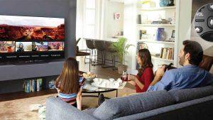 Tecnología Al ThinQ transforma los televisores LG