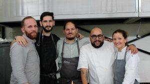 Tablée des Chefs México: cocinar por un cambio