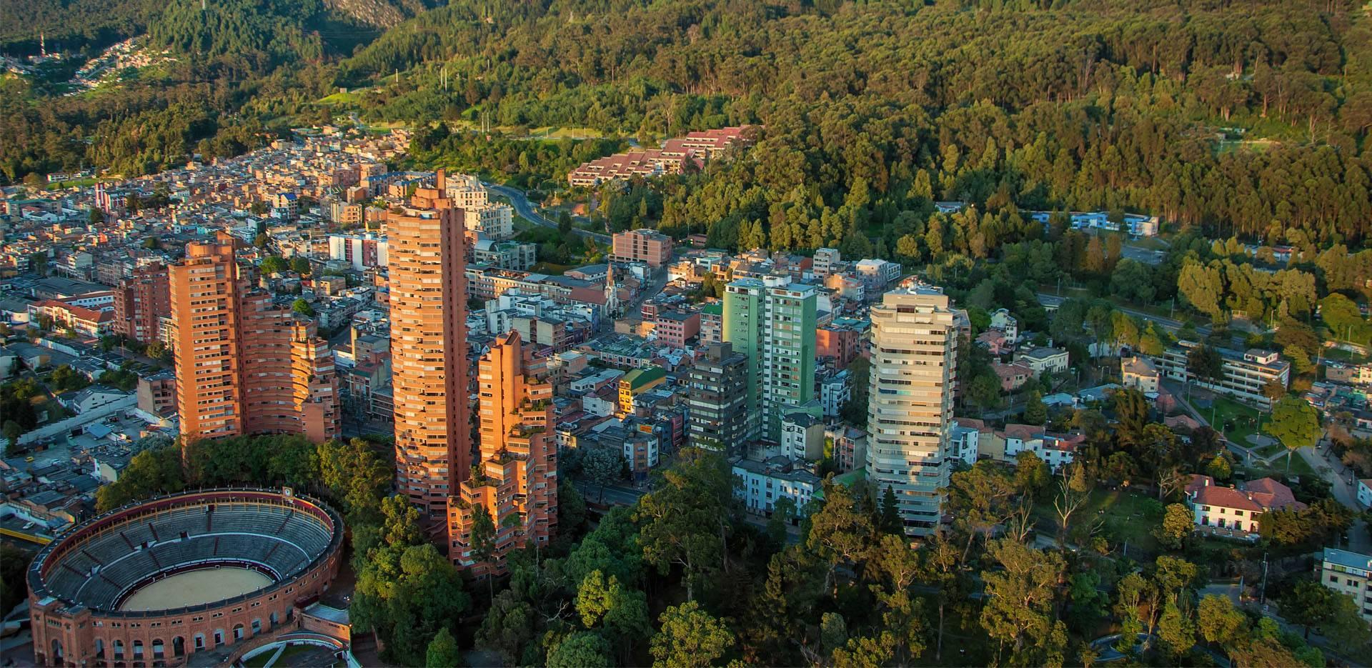 ¿Dónde comer en Bogotá?