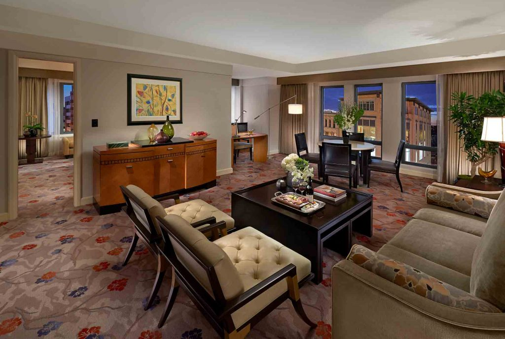 Hotel Mandarin Oriental Boston
