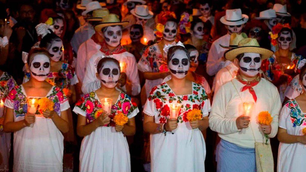 Llegará el Festival de las Ánimas a Yucatán