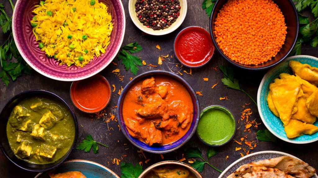 Sabores de India en el Presidente InterContinental Polanco
