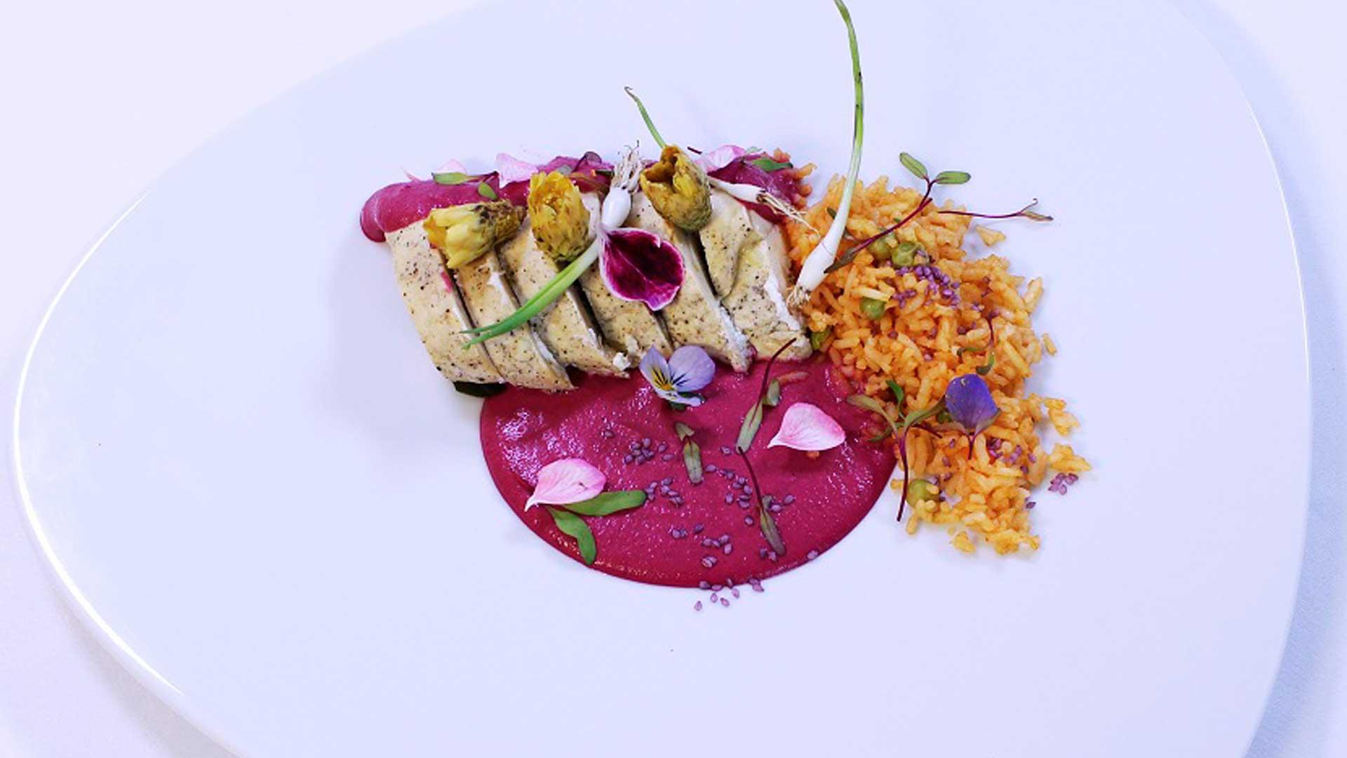 Menús en rosa en el Día Mundial contra el Cáncer de Mama