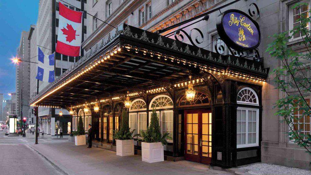 Un siglo de The Ritz-Carlton Montreal
