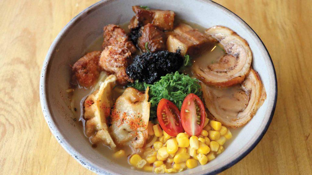 Lugares para disfrutar comida japonesa