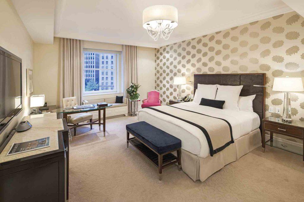 hotel The Ritz-Carlton Montreal