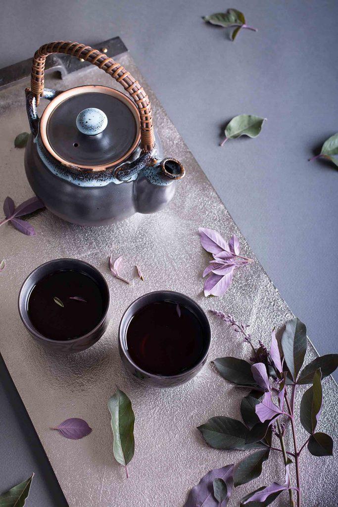 té para el otoño