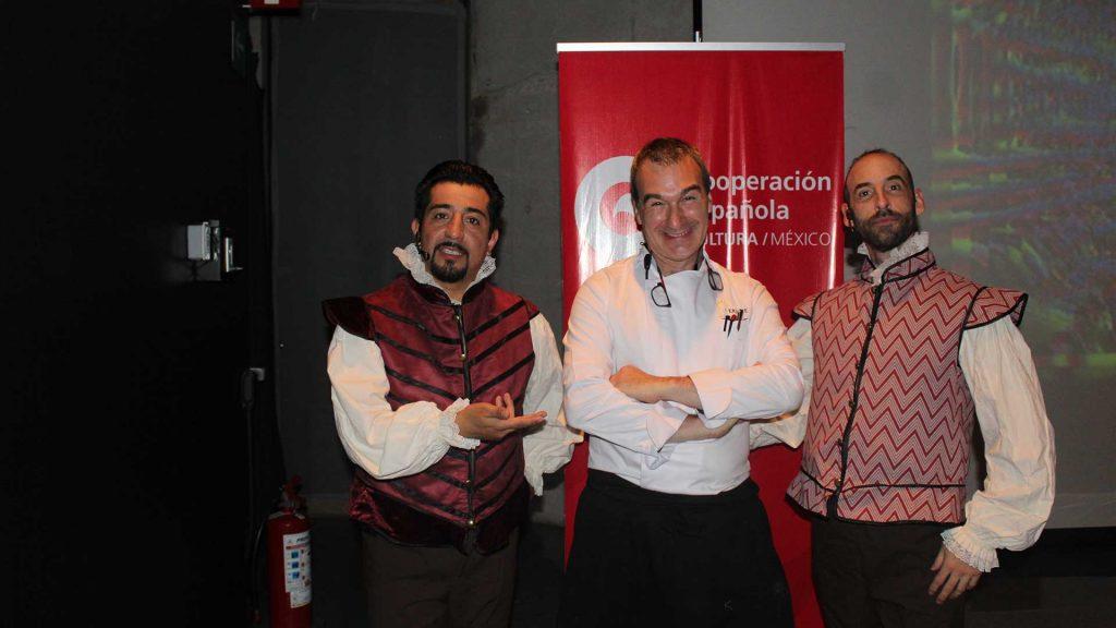 Arte culinario en Centro Cultural España