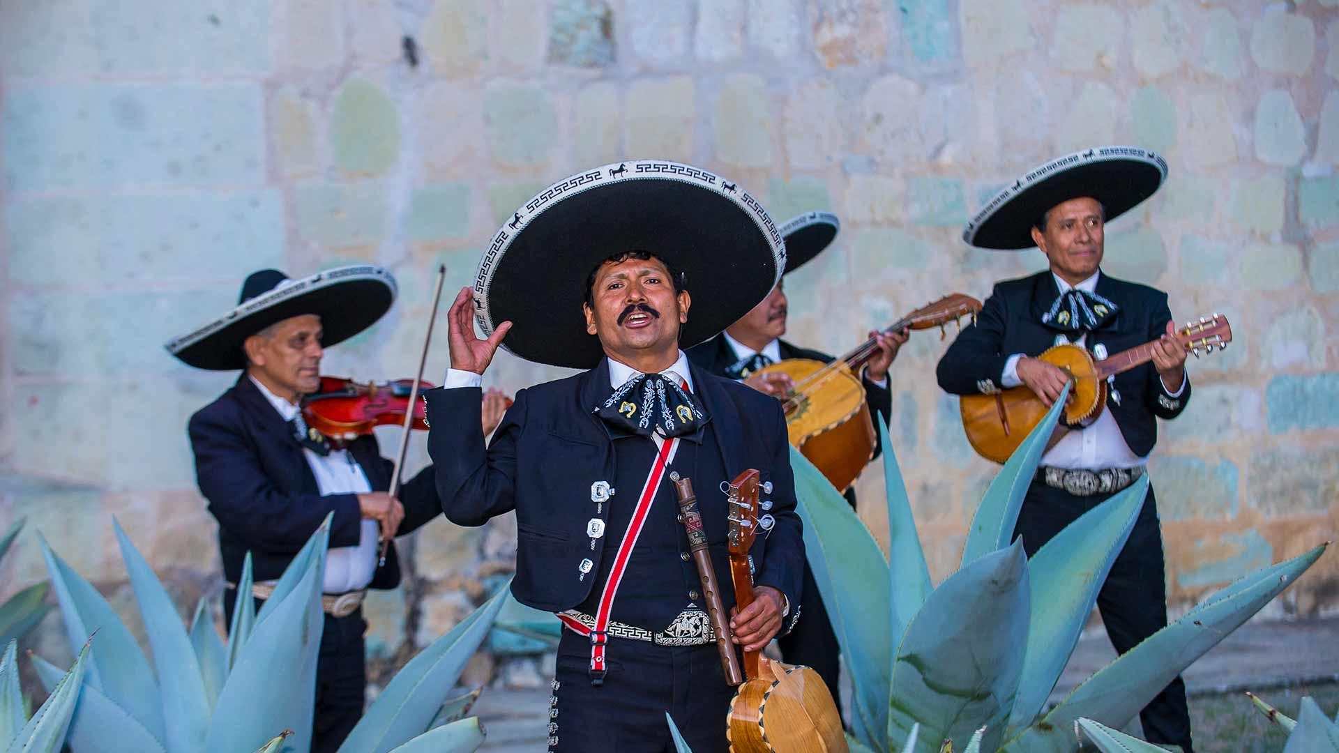 Dónde escuchar mariachis en México