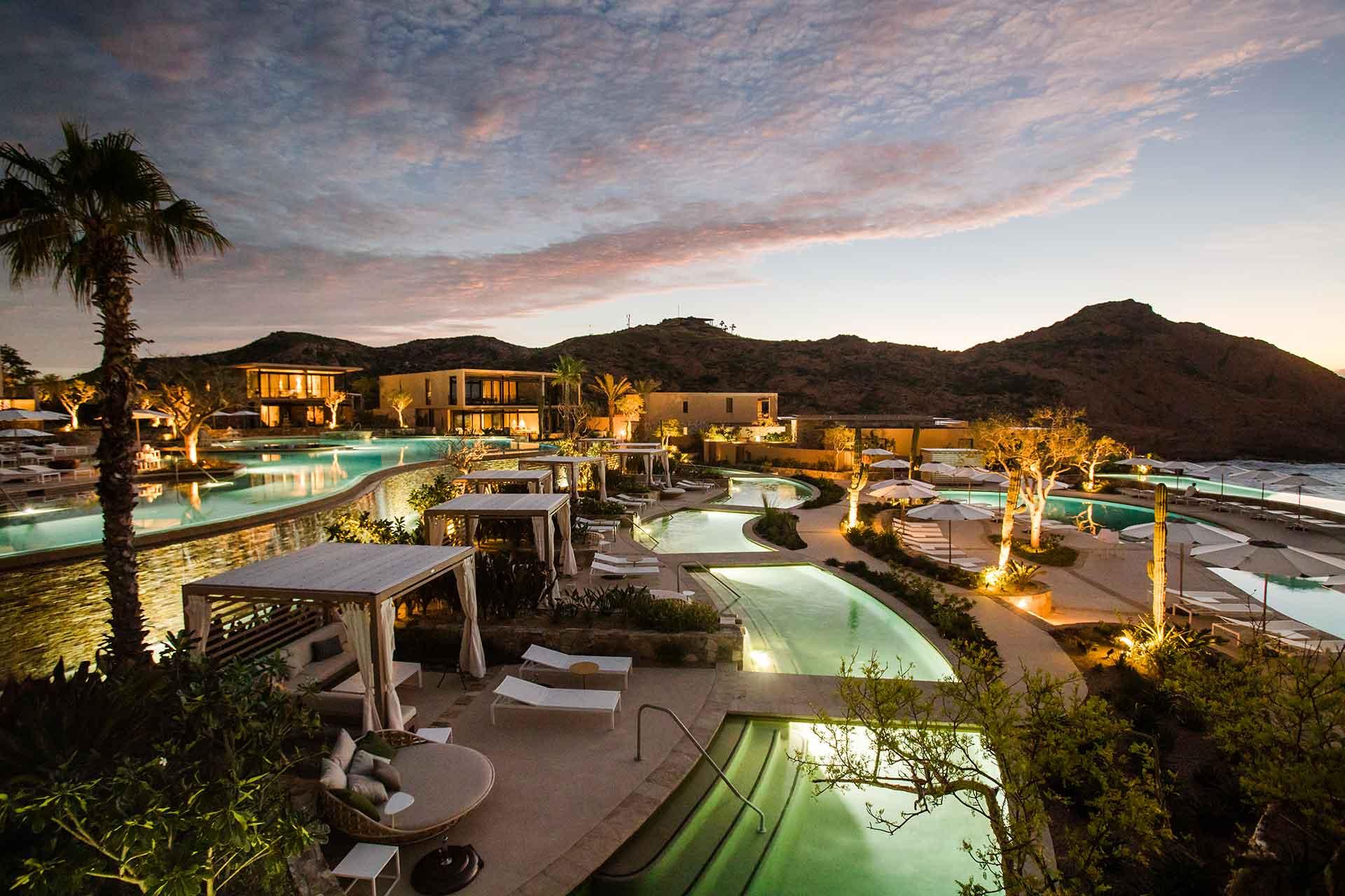 Hotel Montage Los Cabos
