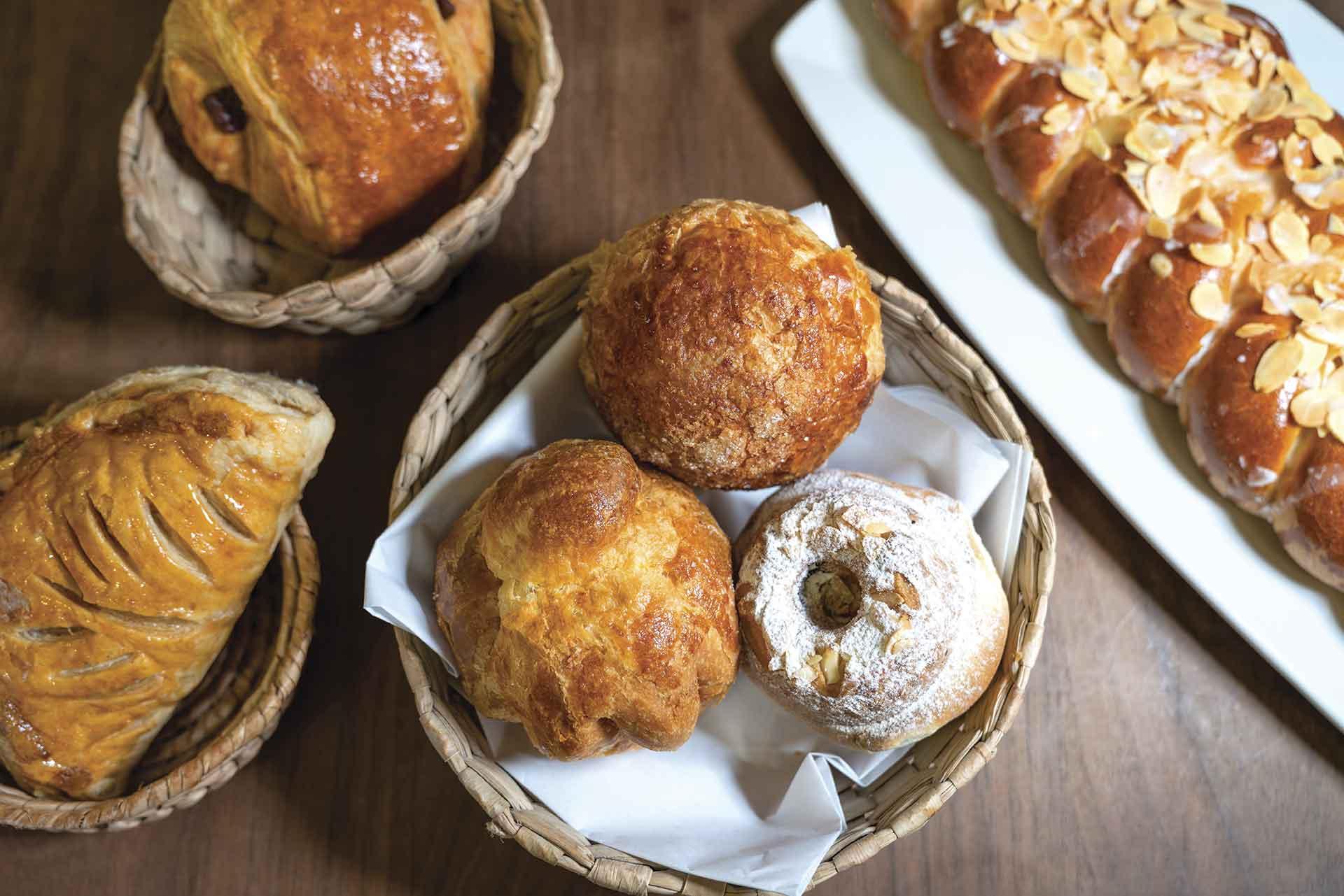 panaderías mujeres