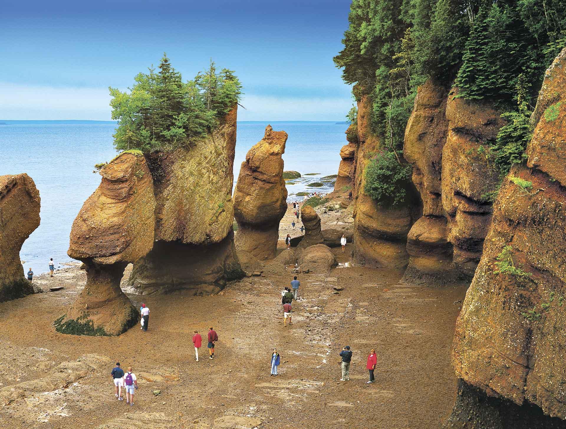 Provincias Marítimas Canadá