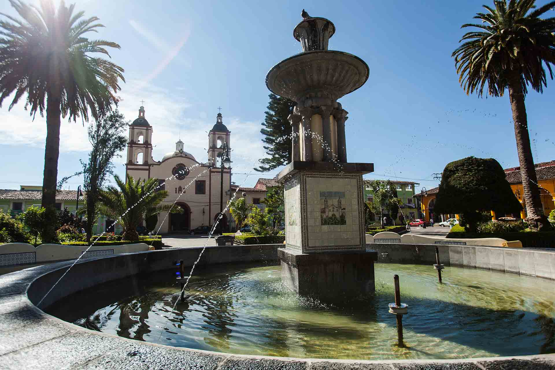 Magical Towns of Puebla
