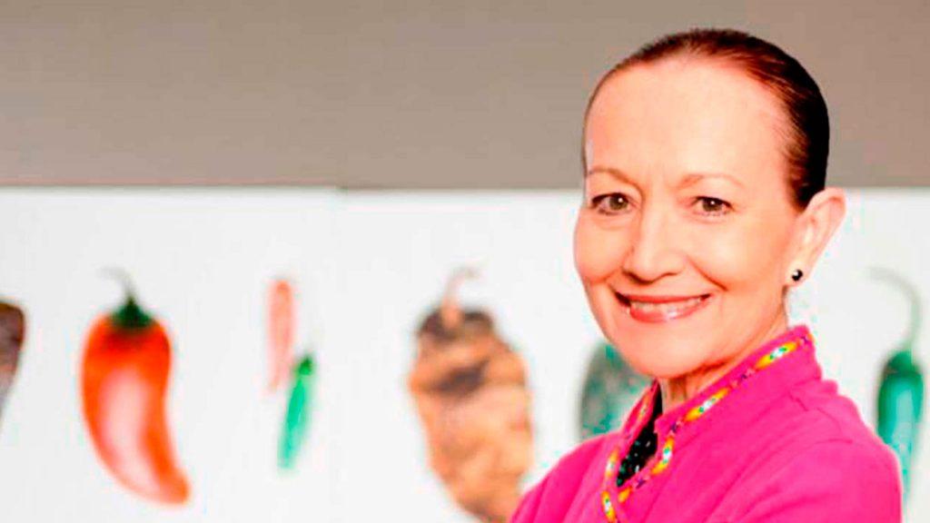 Patricia Quintana: promotora incansable de la gastronomía mexicana