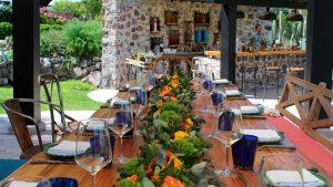 Experiencias culinarias en Rosewood San Miguel de Allende
