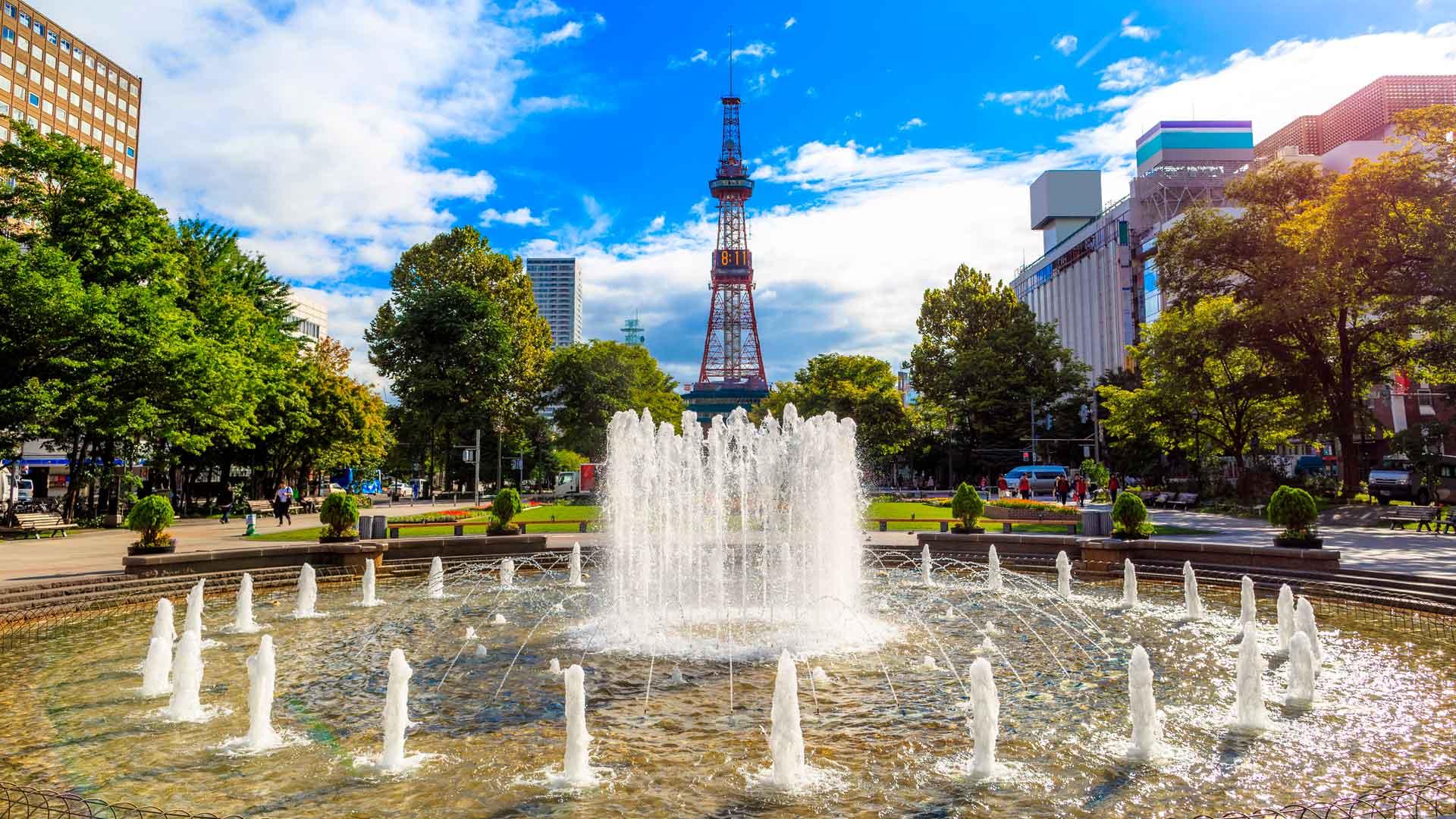Sapporo, mística ciudad oriental