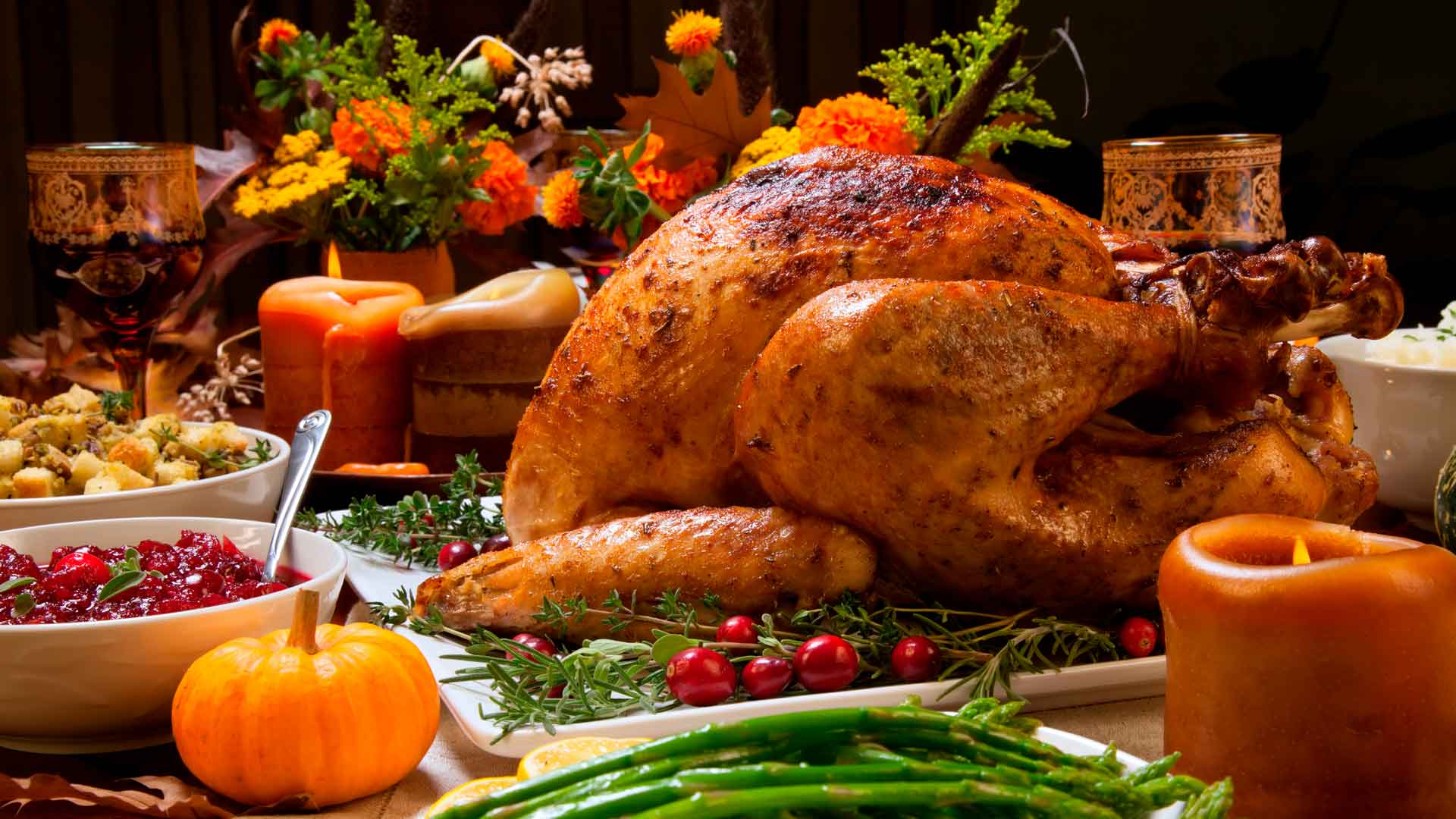 Mejores lugares para celebrar Thanksgiving