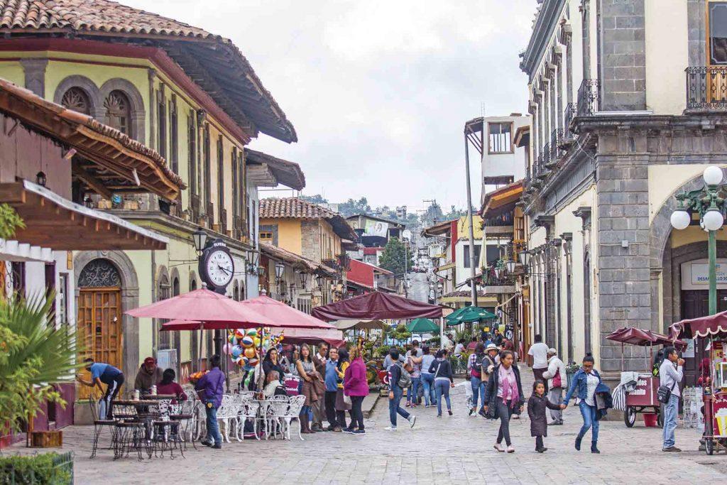 Pueblos Mágicos de Puebla