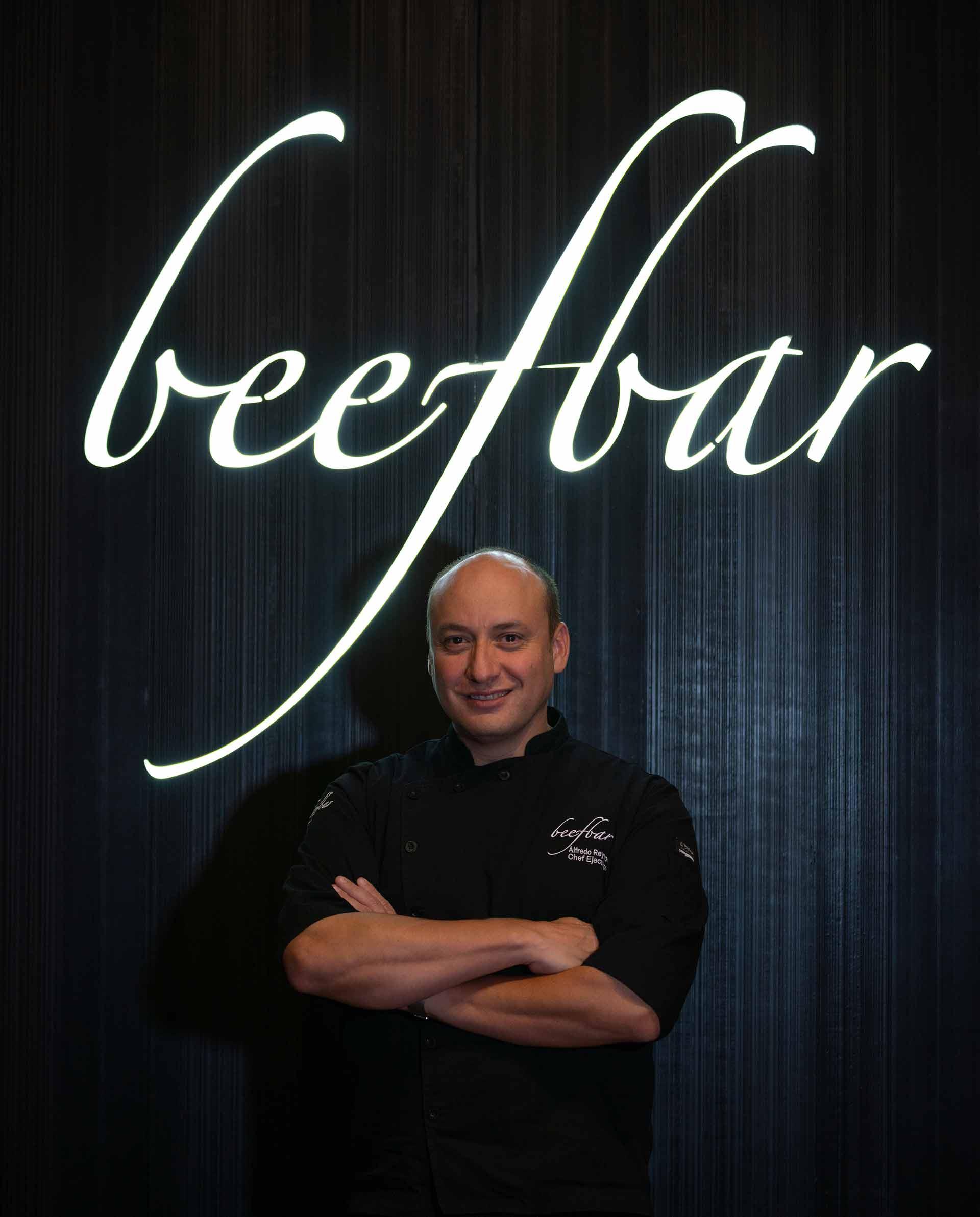 chef Alfredo Reyeros