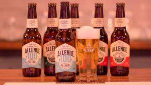 Cerveza Allende 100: disfruta sin culpas